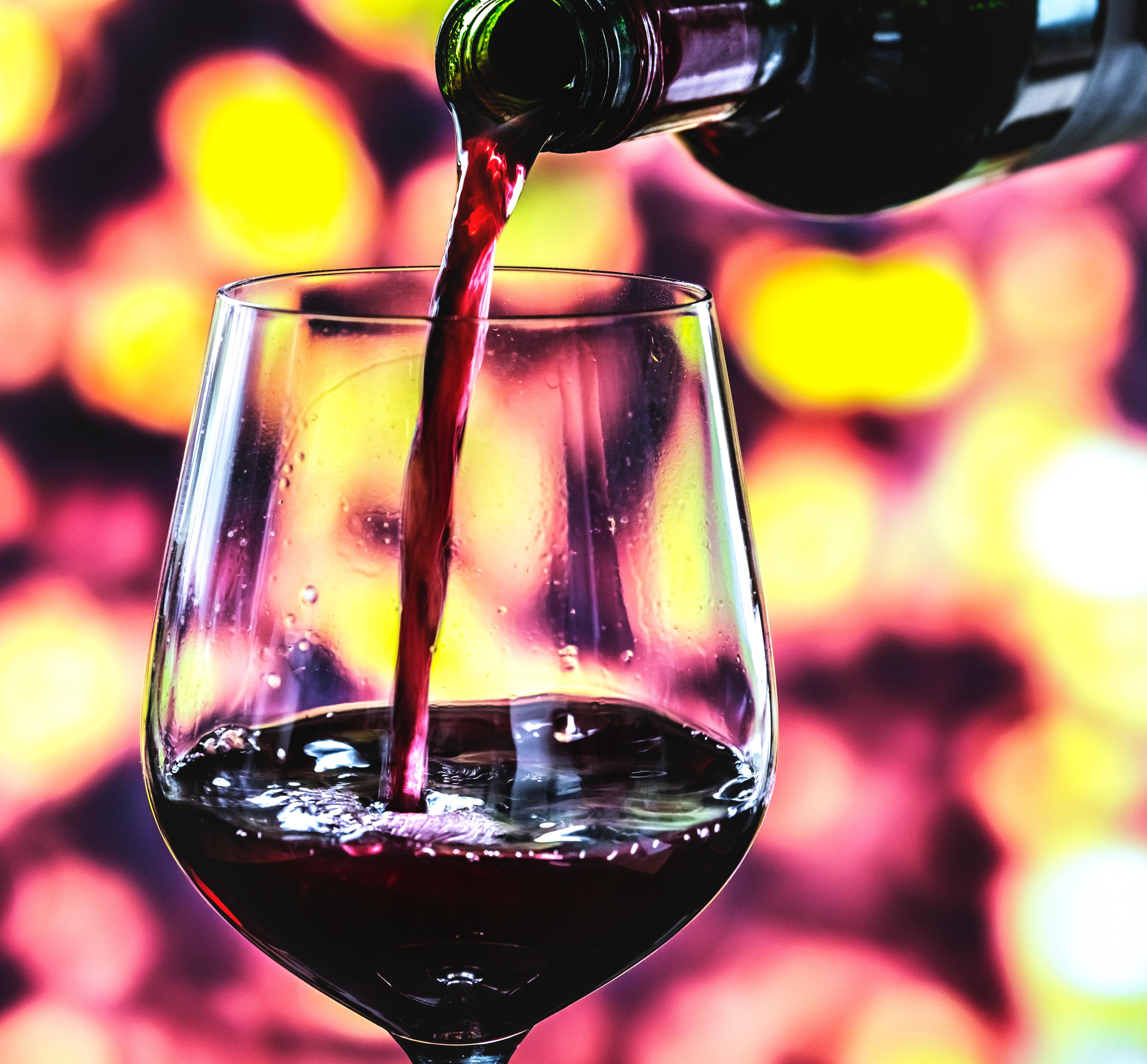 etichette per vino rosso